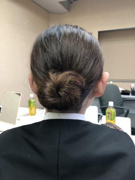 メイク 髪型講座