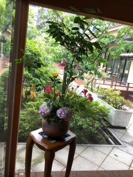 ゆとろぎの花