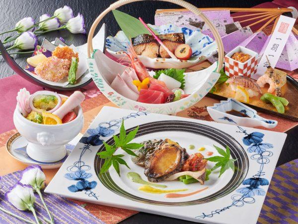 レストラン季の蔵お食事イメージ