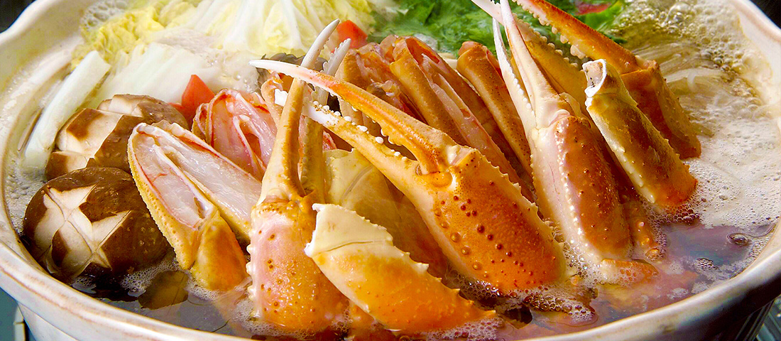Crab Dishes
