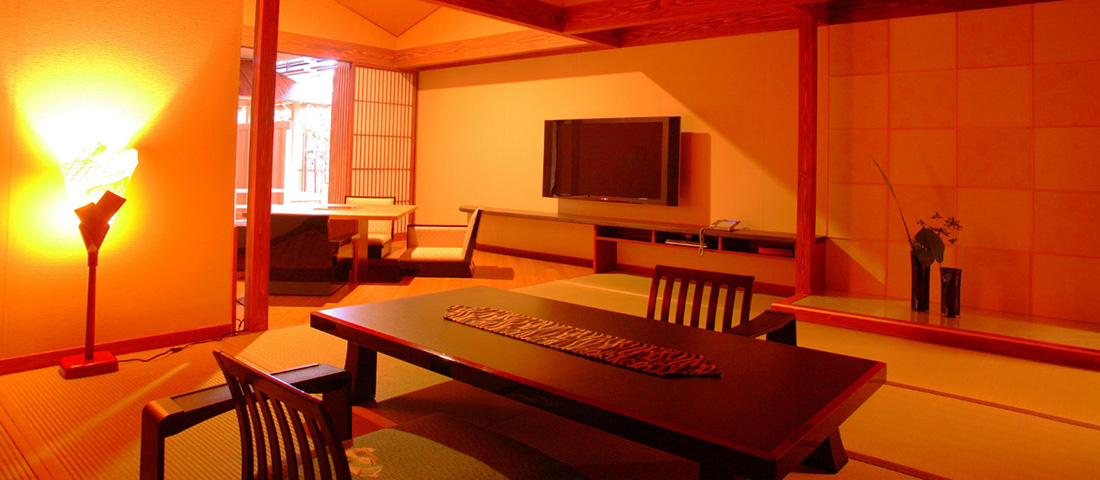 Royal Suite (Japanese-Western Style)