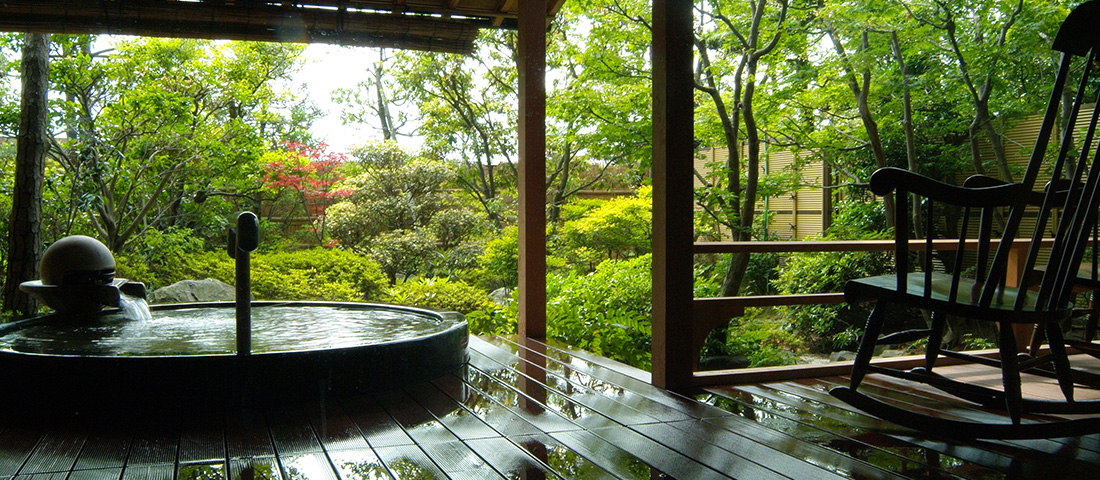 Garden Suite (Japanese Style)