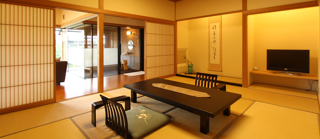 Comfort Suite (Japanese-Style)