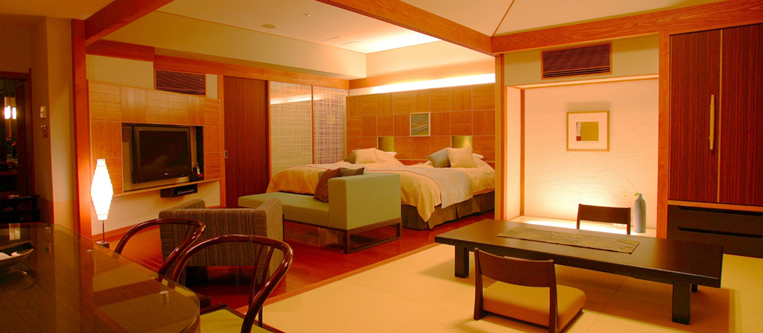 Deluxe Room (Japanese-Western Style)